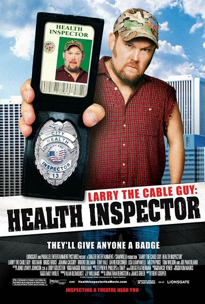 Larry the Cable Guy: Health Inspector Image 1