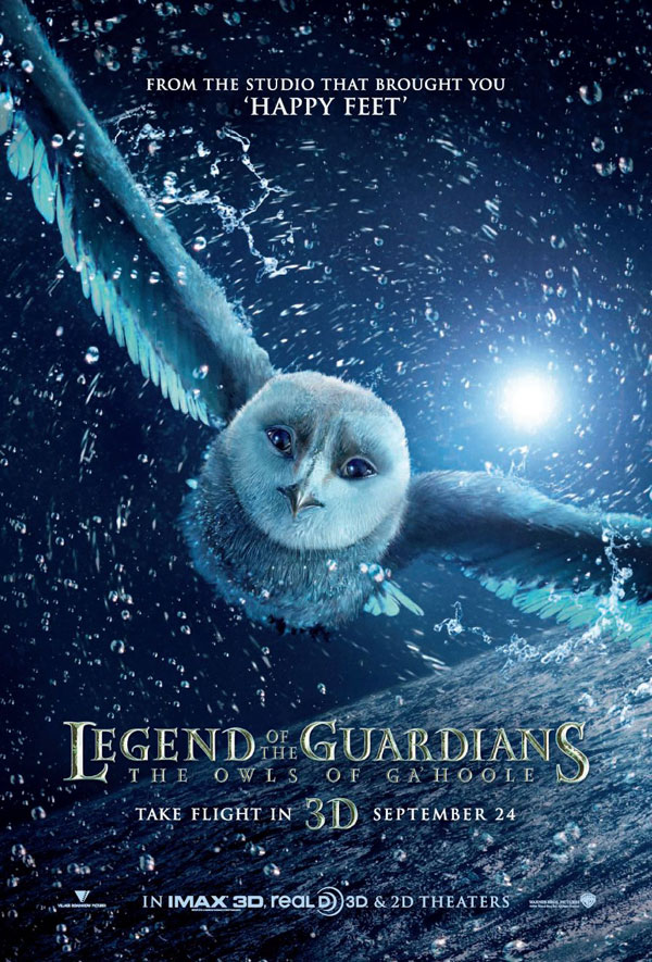 Legend of the Guardians: The Owls of Ga'Hoole Image 1