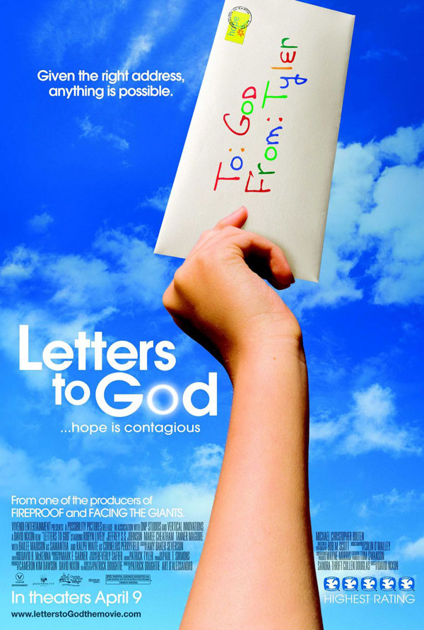 Letters to God Image 1