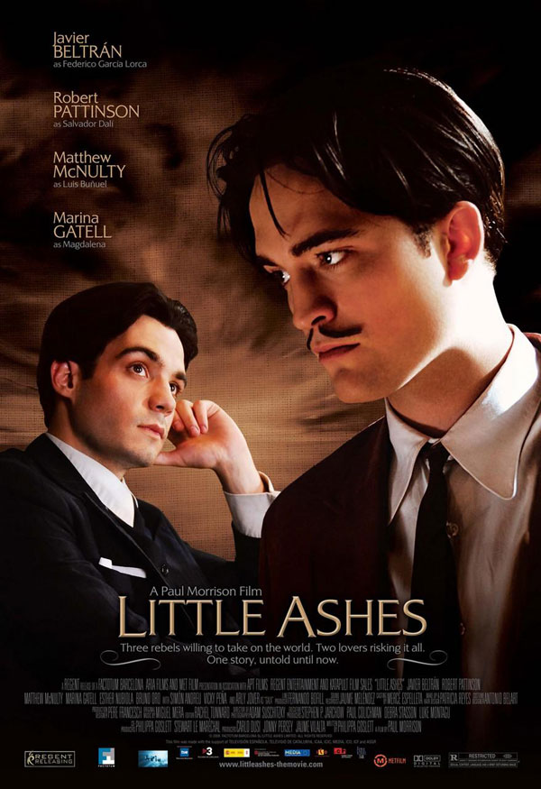 Little Ashes Image 1