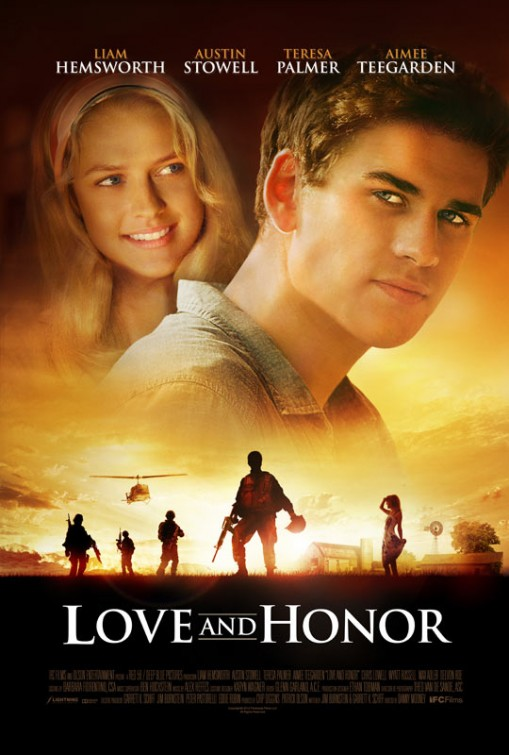 Love and Honor Image 1