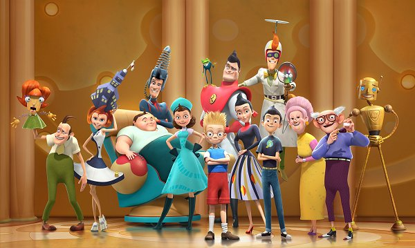 Meet the Robinsons Image 3