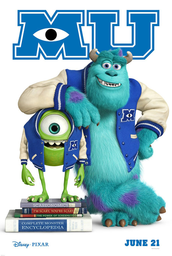 Monsters University Image 1