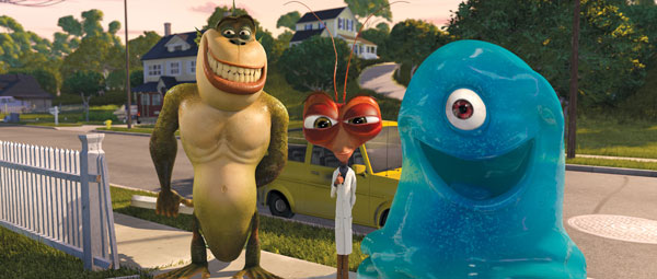 Monsters vs. Aliens Image 12