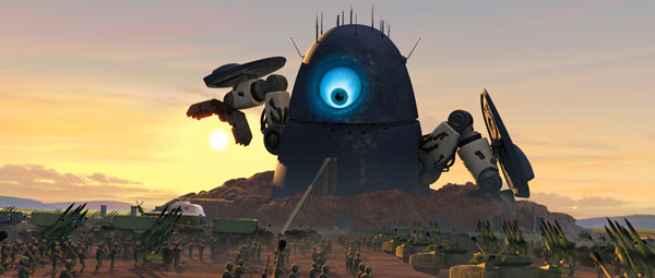 Monsters vs. Aliens Image 9
