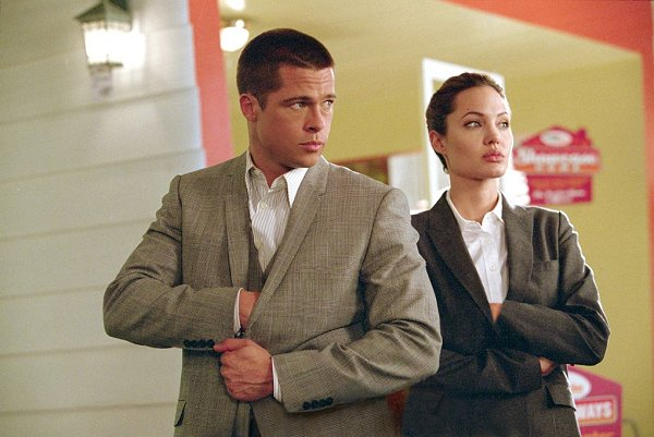 Mr. and Mrs. Smith Image 3