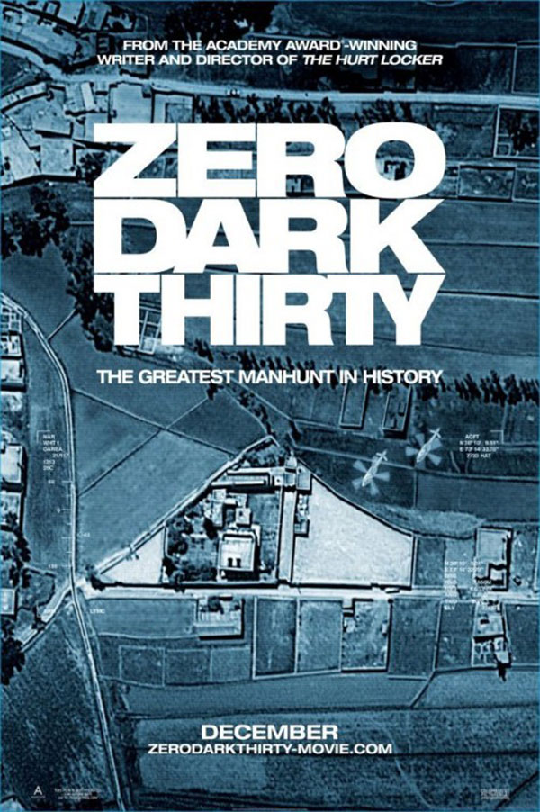 Zero Dark Thirty Image 2