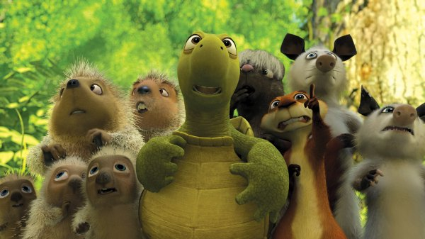 Over the Hedge Image 3