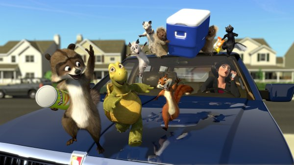 Over the Hedge Image 7