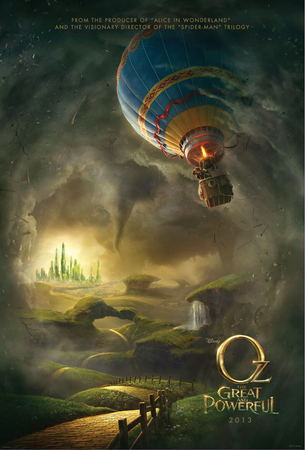 Oz, the Great and Powerful Image 1