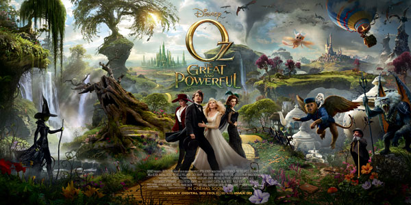 Oz, the Great and Powerful Image 9