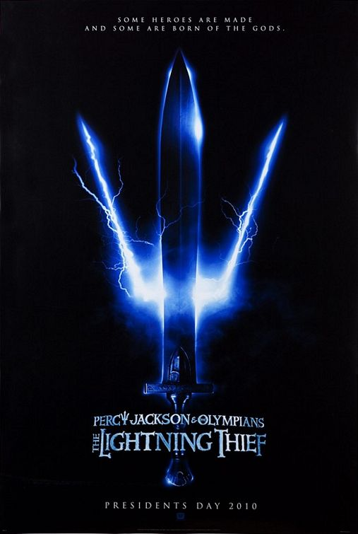 Percy Jackson & The Olympians: The Lightning Thief Image 1