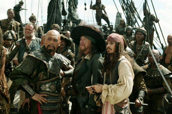 Pirates of the Caribbean: At Worlds End Image 17
