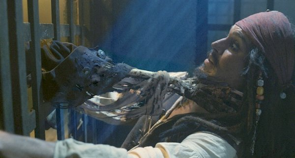 Pirates of the Caribbean: The Curse of the Black Pearl Image 5