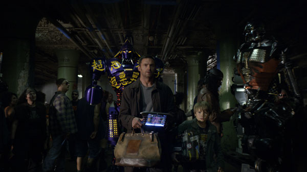 Real Steel Image 10