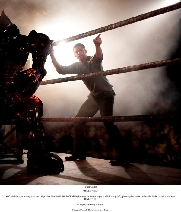 Real Steel Image 2