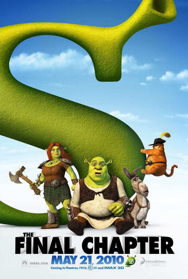 Shrek Forever After Image 1