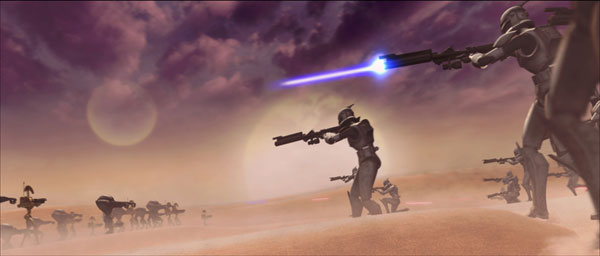 Star Wars: The Clone Wars Image 2
