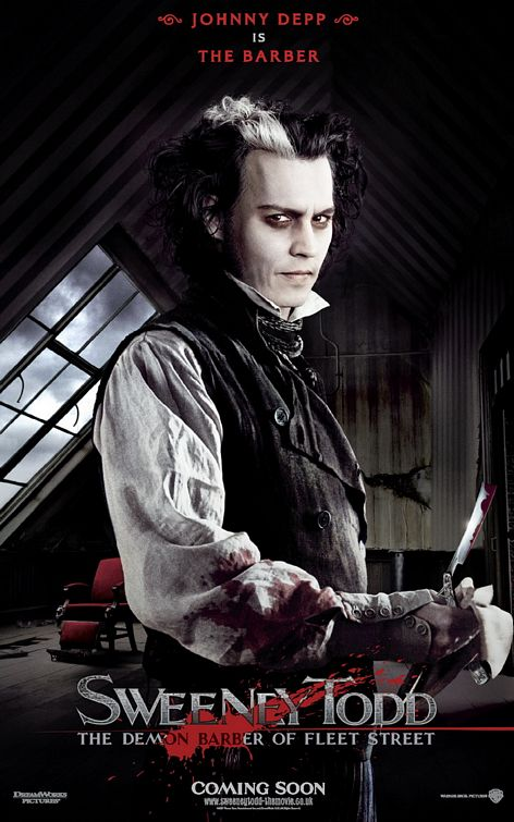 Sweeney Todd: The Demon Barber of Fleet Street Image 7