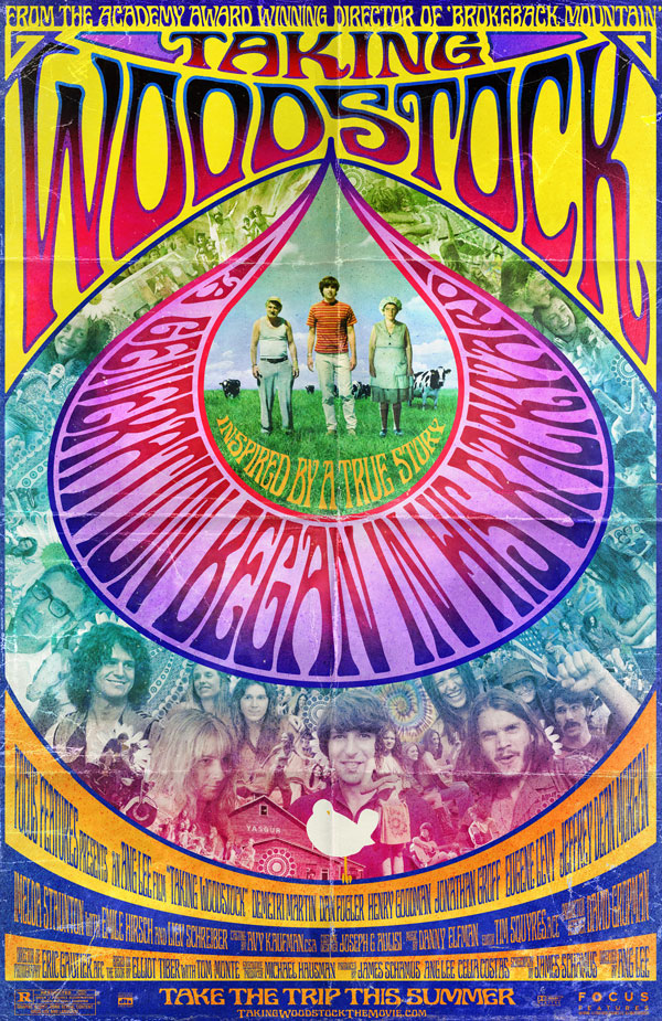 Taking Woodstock Image 1