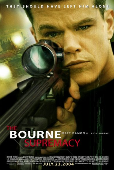 The Bourne Supremacy Image 6