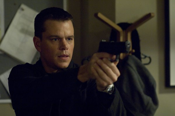 The Bourne Ultimatum Image 5