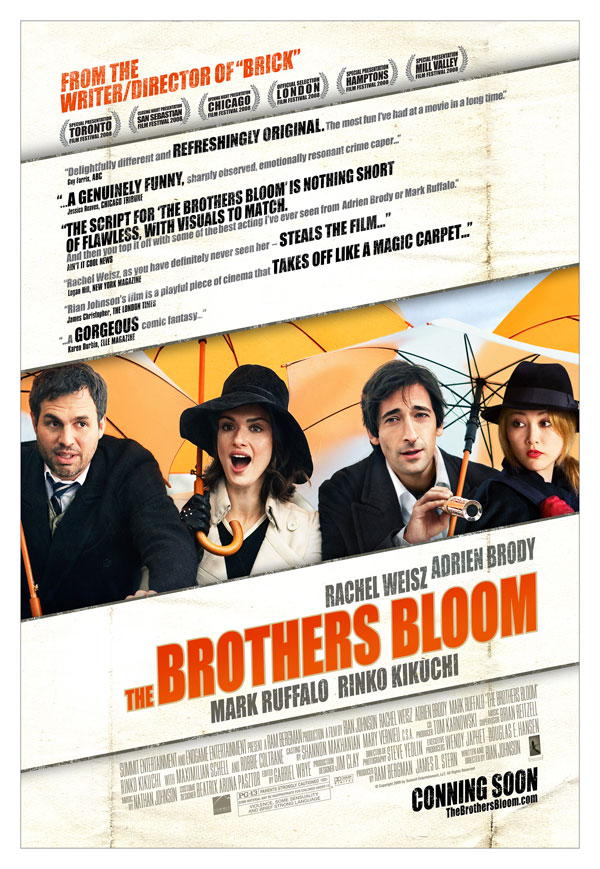 The Brothers Bloom Image 3
