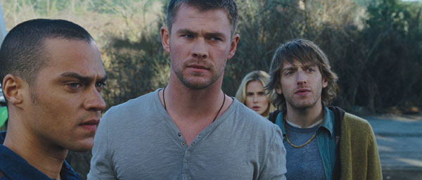 Cabin in the Woods Chris Hemsworth