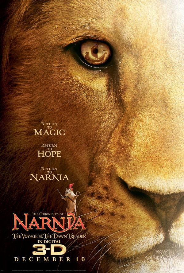 The Chronicles of Narnia: The Voyage of the Dawn Treader Image 4