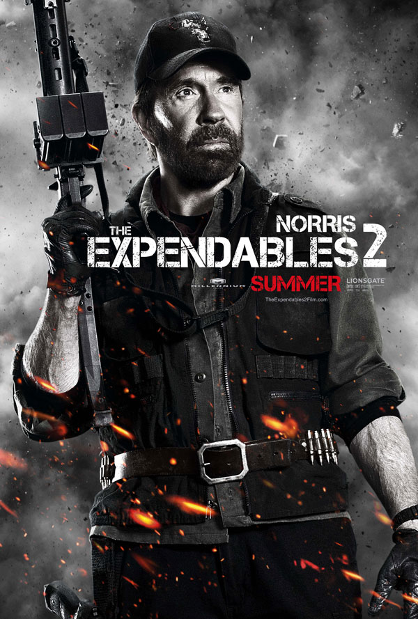 The Expendables 2 Image 10