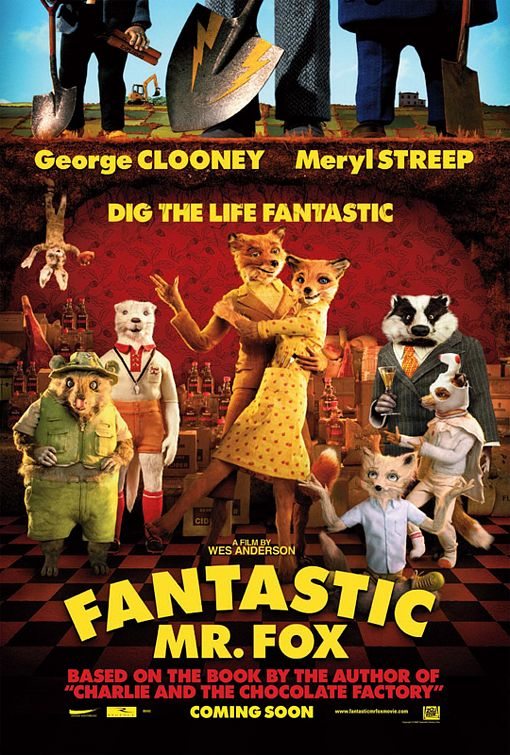 The Fantastic Mr. Fox Image 1