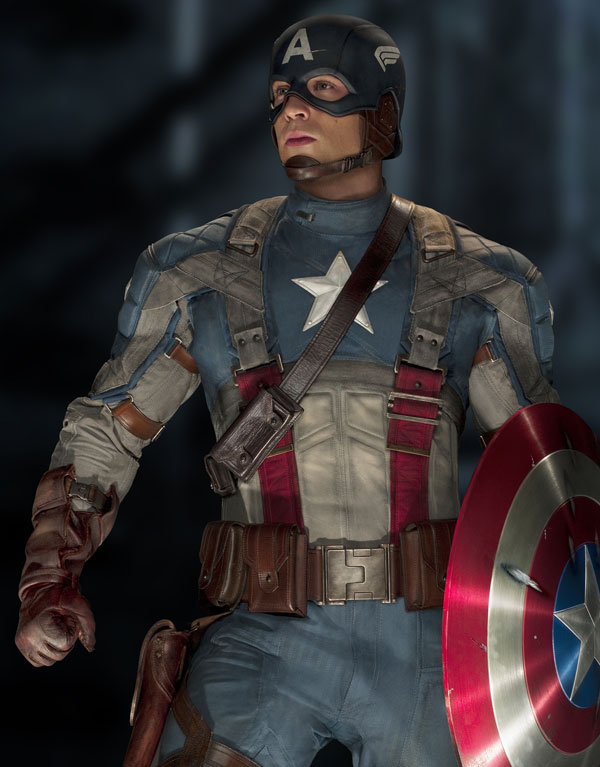 Captain America: The First Avenger Image 18