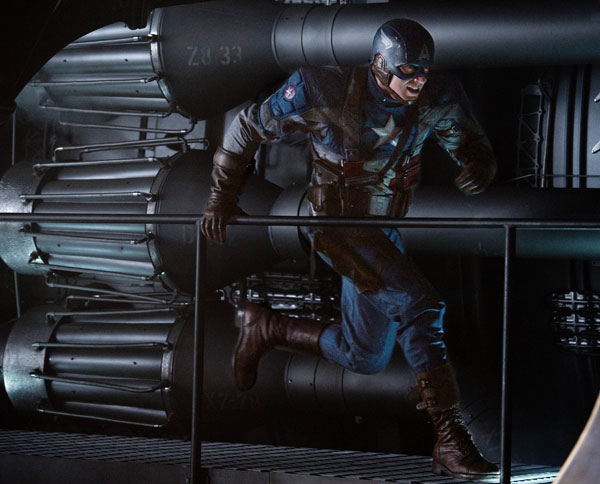Captain America: The First Avenger Image 9