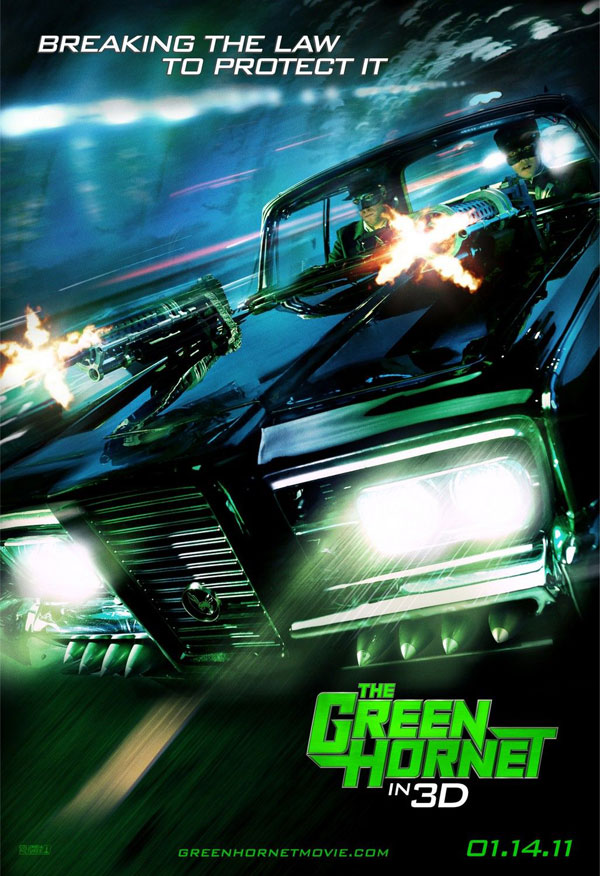 The Green Hornet Image 1