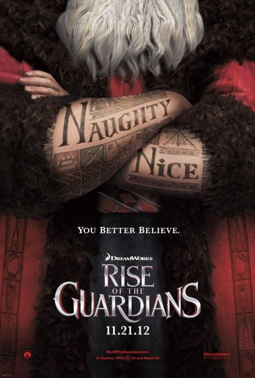 Rise of the Guardians Image 1