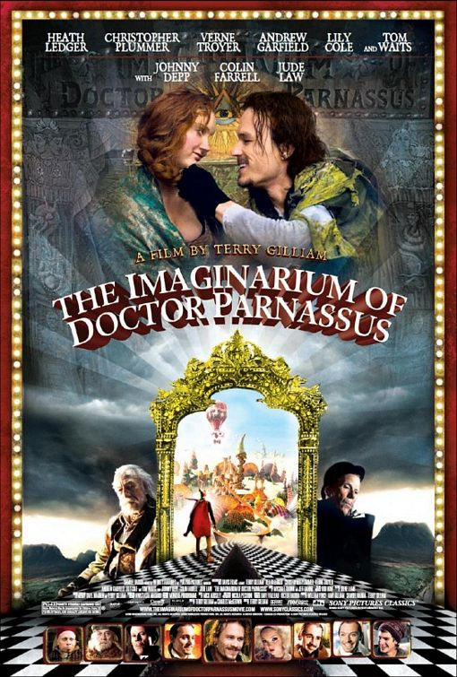 The Imaginarium of Doctor Parnassus Image 1