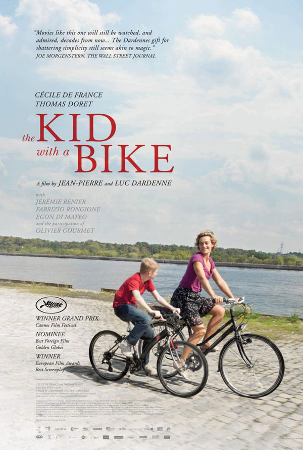 The Kid with a Bike Image 1