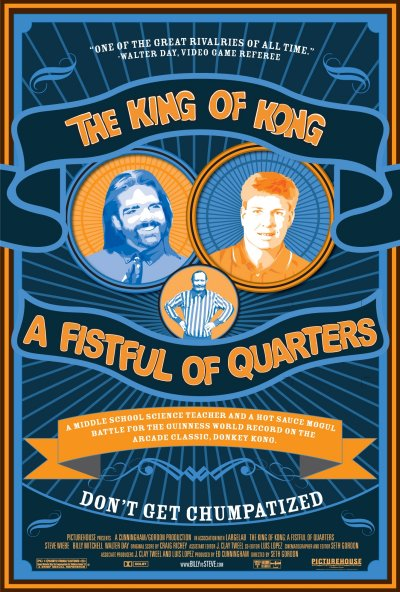 The King of Kong: A Fistful of Quarters Image 1