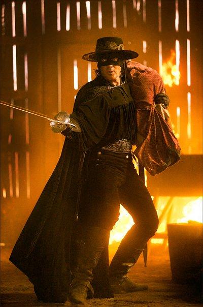 The Legend of Zorro - Wikipedia