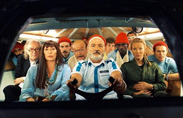 The Life Aquatic with Steve Zissou Image 10