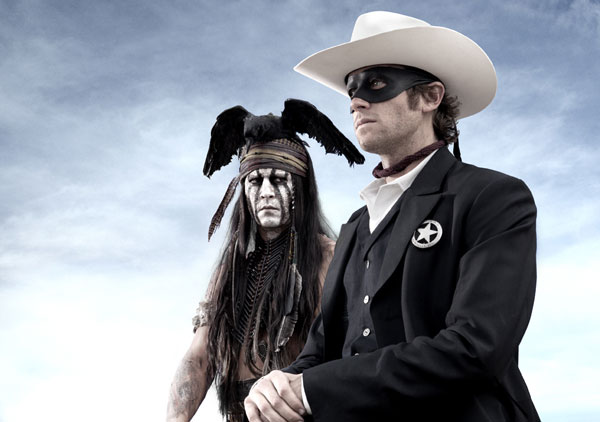The Lone Ranger Image 1