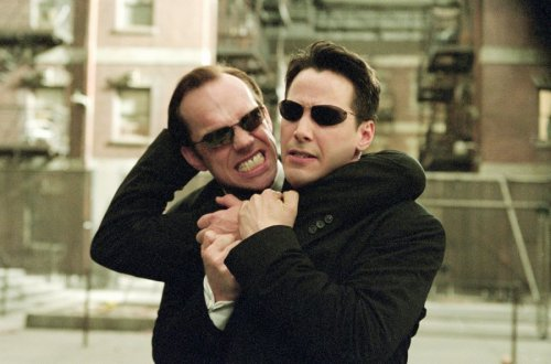 The Matrix Reloaded Image 4