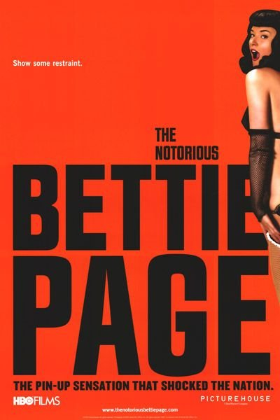 The Notorious Bettie Page Image 1