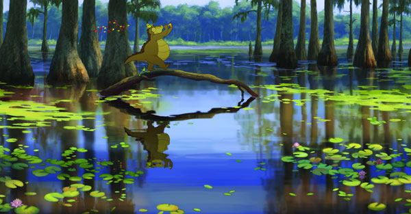 The Princess and the Frog Image 5