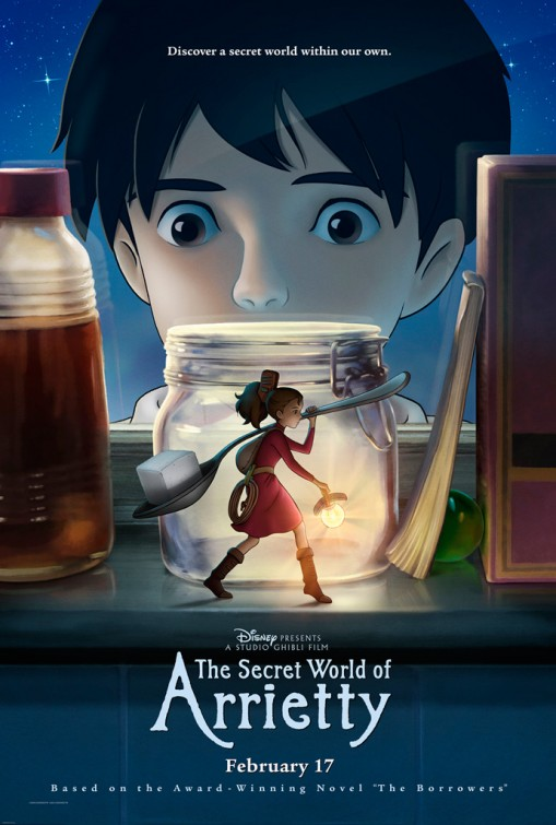 The Secret World of Arrietty Image 1
