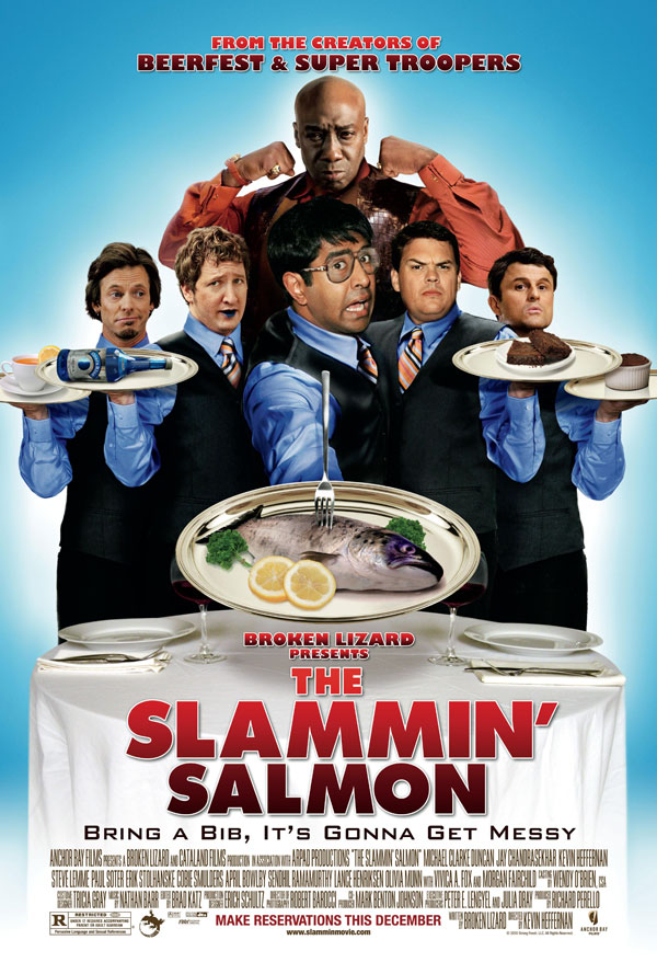 The Slammin' Salmon Image 1