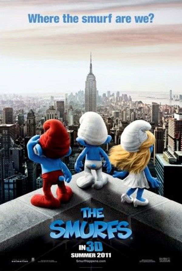The Smurfs Image 1