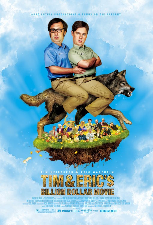 Tim & Eric's Billion Dollar Movie Image 1
