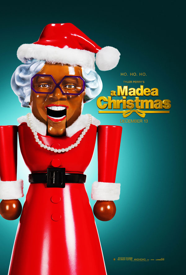 Tyler Perry's A Madea Christmas - Movie