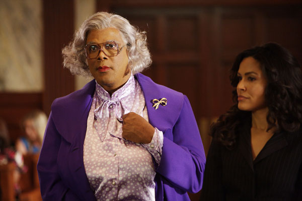 Tyler Perry's Madea Goes to Jail Image 2
